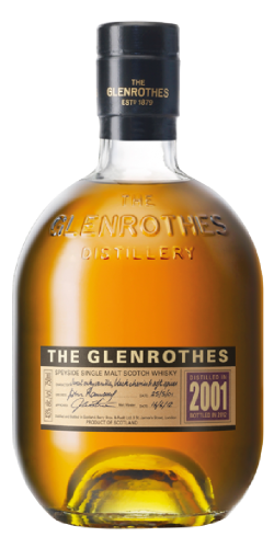 Glenrothes Vintage 2001-01